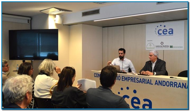 """La Confederació Empresarial Andorrana (CEA) considera """"un error"""" no permetre l'acomiadament de treballadors per causa de força major de la crisi del coronavirus"""